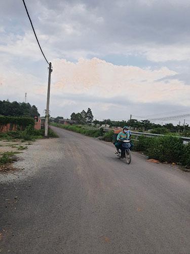 Đất sào Bình Minh