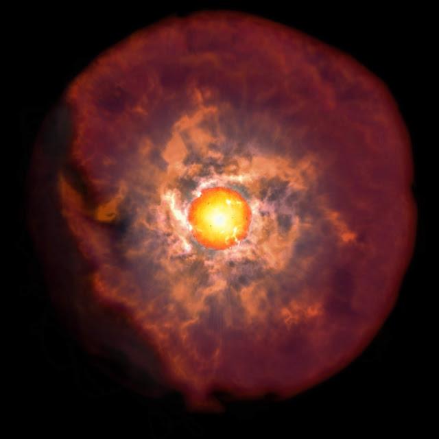 Veiled supernovae provide clue to stellar evolution