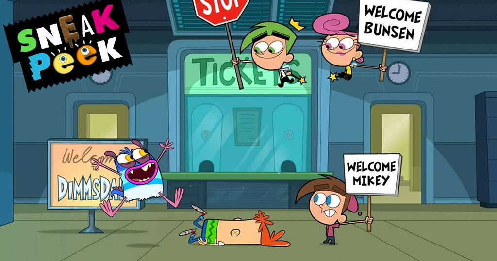 fairly odd parents meet the oddparents full episode