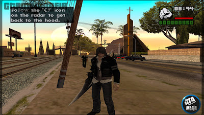 GTA San Andreas Prototype Mod Download For Pc