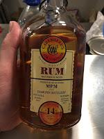 Cadenhead Rum – Guyana – MPM (Port Mourant) – 14 ans (2003-2017) – 59,1%