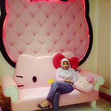 Hello Kitty di Kitty Lizia Sun Plaza Medan