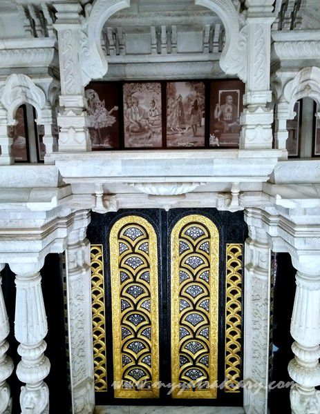 Samadhi Temple Museum  - ISKCON Temple, Vrindavan, Uttar Pradesh