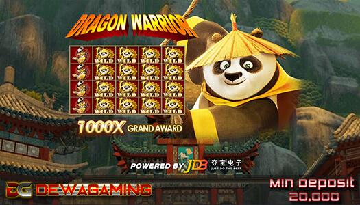 Situs Fafaslot88 Dragon Warrior JDB