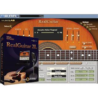 vst treasures musiclab real guitar 2 vst. Black Bedroom Furniture Sets. Home Design Ideas