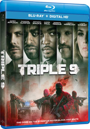 Triple 9 (2016) HD 1080p Latino
