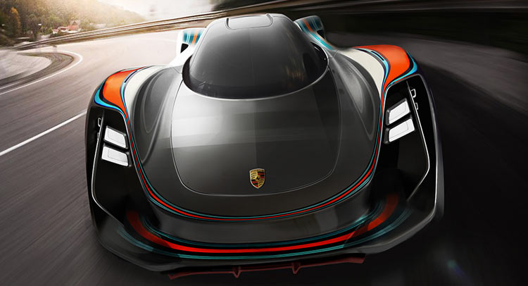 Designer Conceptualises Future Porsche 911 Supercar  Designer Concep...