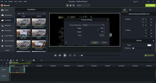 FREE Download TechSmith Camtasia Studio 9.0.1 Full Version - Iftikhar University