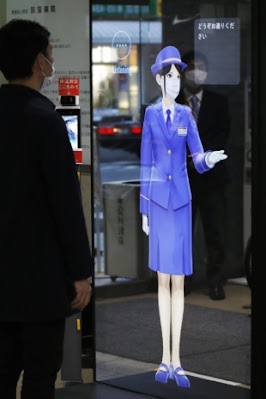 AI, drones and 4K cameras: New tech boosts security systems in Japan