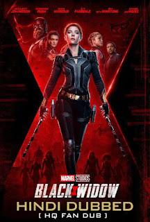 Download Black Widow (2021) Dual Audio Hindi 480p Full HD