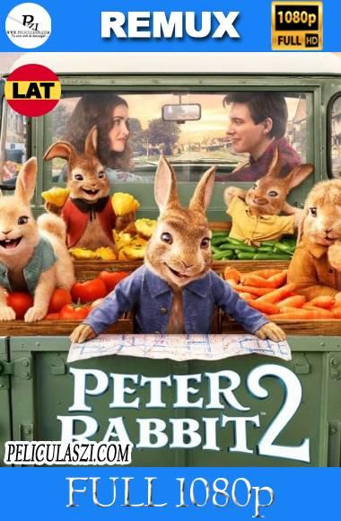 Peter Rabbit 2 Conejo En Fuga (2021) Full HD REMUX 1080p Dual-Latino