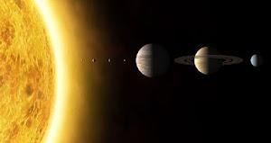 सौरमंडल के बारे में [About Solar System in Hindi]