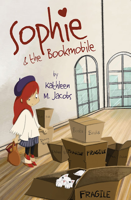 Sophie and the Bookmobile by Kathleen M. Jacobs