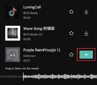 how to add background music in capcut