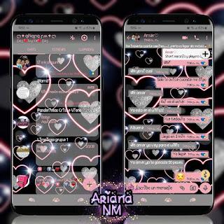 Cute Love Theme For YOWhatsApp & Fouad WhatsApp By Ariana NM