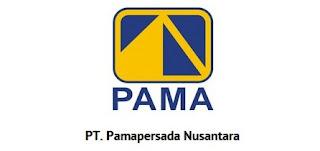 Lowongan Kerja PT PAMA Terbaru 2019