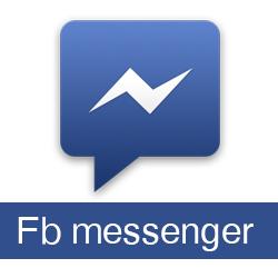 تحميل فيس بوك ماسنجرFacebook Messenger 2017 برابط مجانى