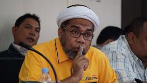 Sambil Menangis, Ali Mochtar Ngabalin Ajak PKS dan Gerindra Masuk ke Koalisi Jokowi