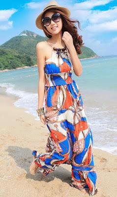 Como Vestir para ir a la Playa con Vestidos