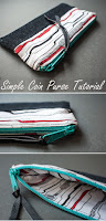 Simple DIY Coin Purse Tutorial