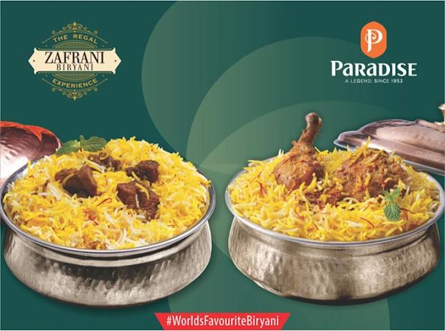Paradise Hyderabadi Biryani