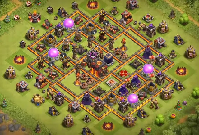 Best TH10 Base Designs