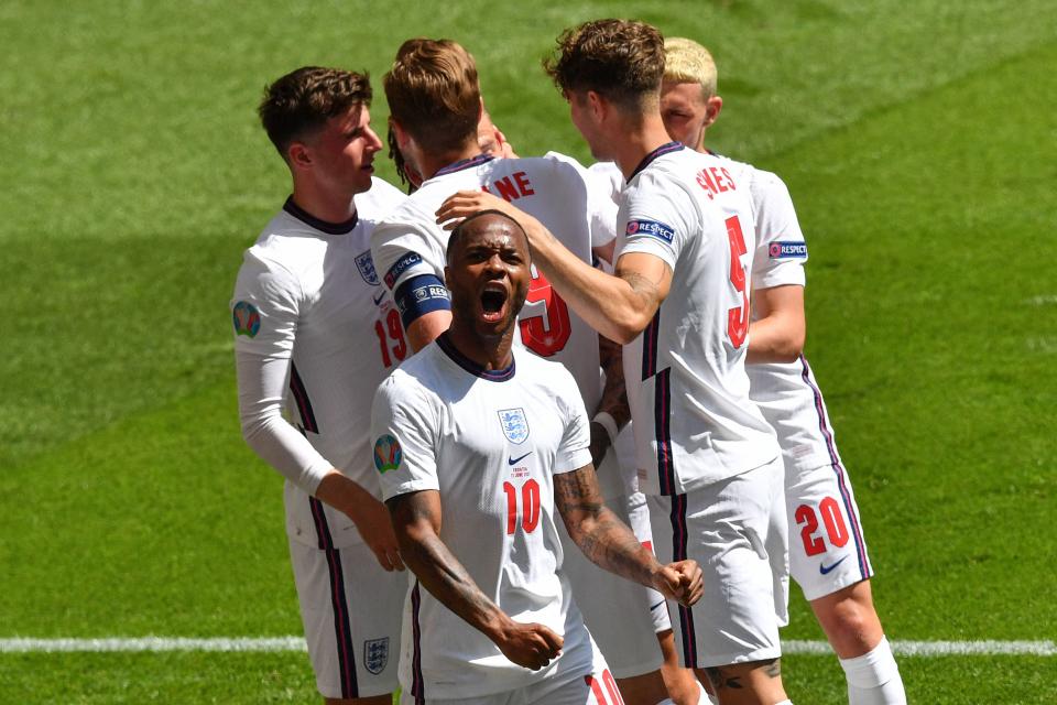 England host rivals Scotland at Wembley Stadium