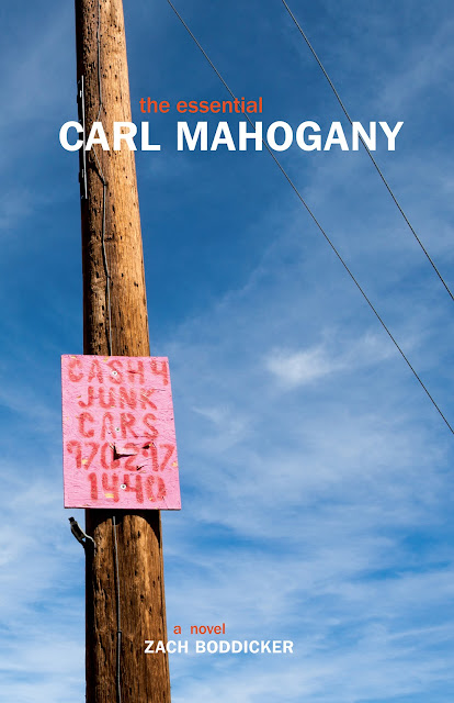 The Essential Carl Mahogany