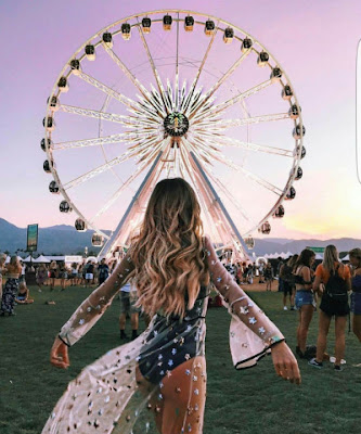 Outfits mágicos para ir al festival de COACHELLA