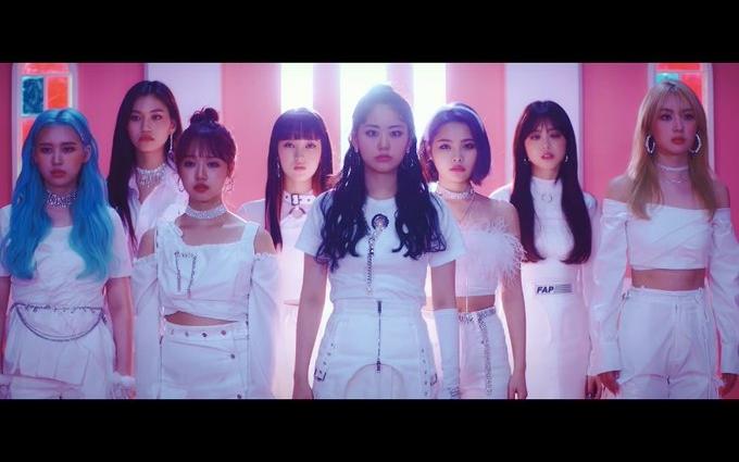 Weki Meki Release 'DAZZLE DAZZLE' MV Teaser