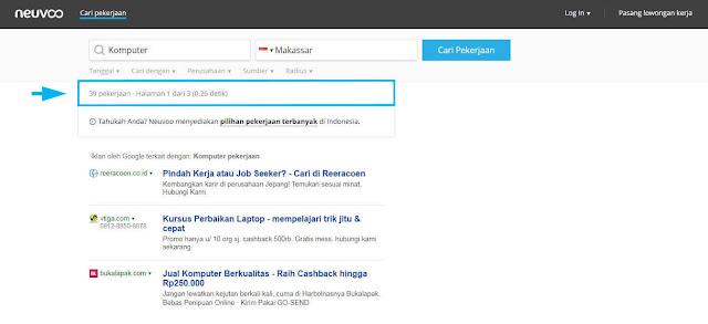 Neuvoo, Website Pencari Lowongan Pekerjaan di Indonesia.