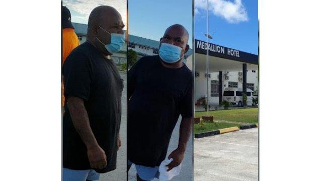 Gubernur Papua Lukas Enembe Diduga ke Papua Nugini Lewat Jalur Ilegal