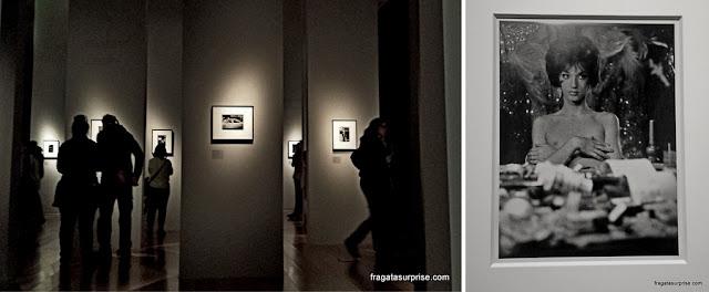 Exposição de Diane Arbus no Malba