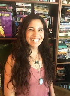 Maria DeBlassie author image