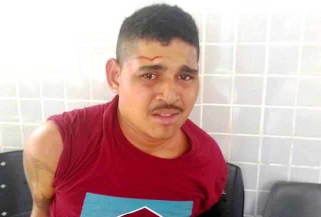 Polícia Militar consegue prender traficante de drogas após denuncia anônima em Campo Maior