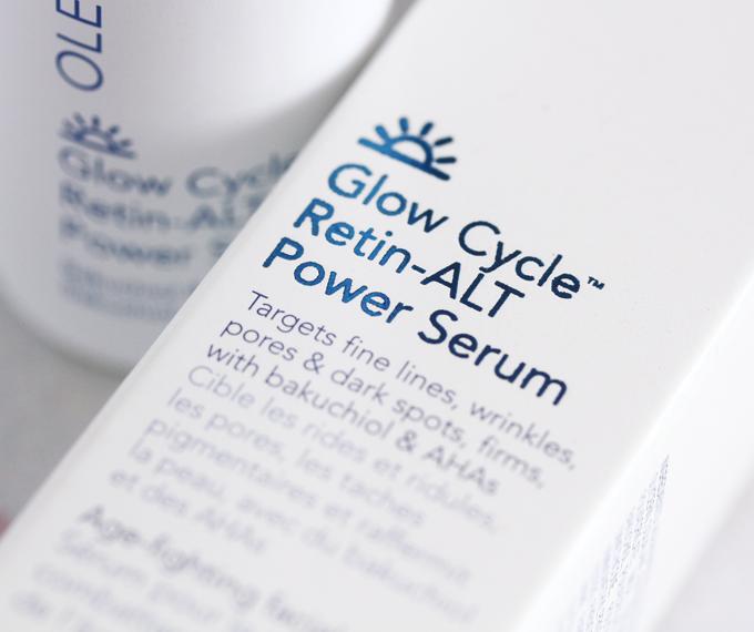 Ole Henriksen Glow Cycle Retin-Alt Power Serum Review, Bakuchiol Retinol Alternative