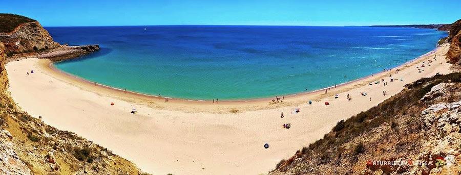Praia da Cabanas Velhas, Algarve
