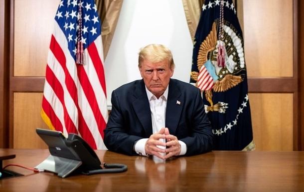Конгресс США объявил Трампу импичмент