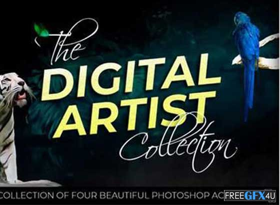 The Digital Art Collection