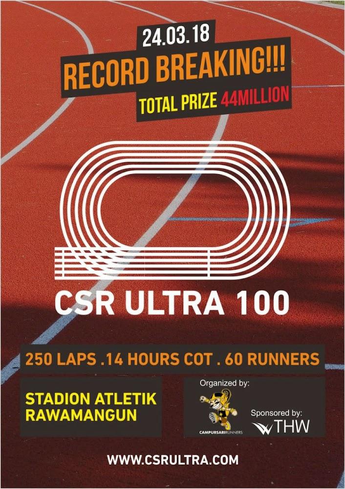 CSR Ultra 100 • 2018