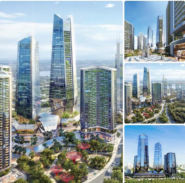 Dự án Sunshine Ks Finance Hà Nội-Đà Nẵng-Sài Gòn Tower giá bán căn hộ