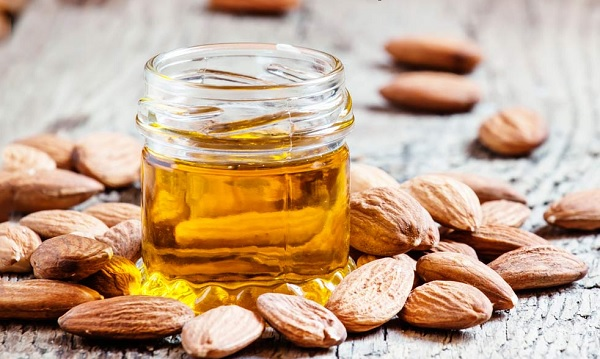 What are the benefits of almond oil for hair?
