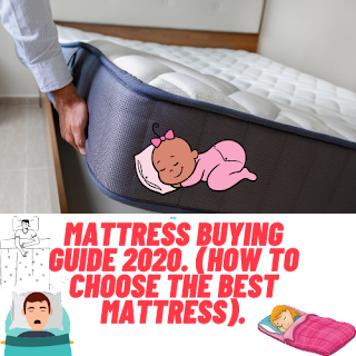 Mattress Buying Guide 2020. (How To Choose The Best Mattress)