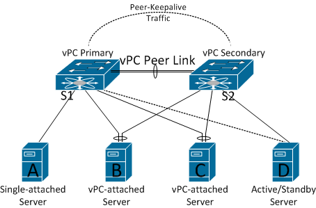 Fragmentation Needed: Nexus vPC Orphan Ports