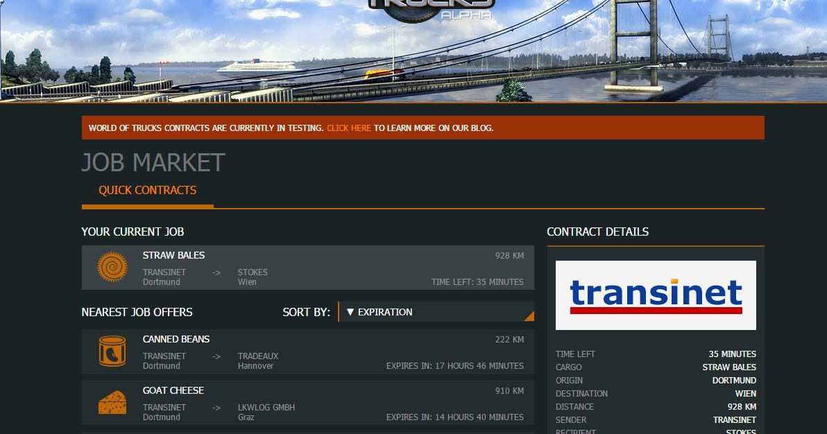 SCS Software's blog: Public beta of ETS2 Update 1.22 ...