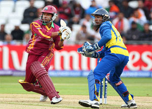 West Indies Tri Nation Series 2013 match's 5th match - West Indies Vs India.