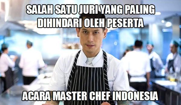 Meme Lucu Acara Master Chef Indonesia