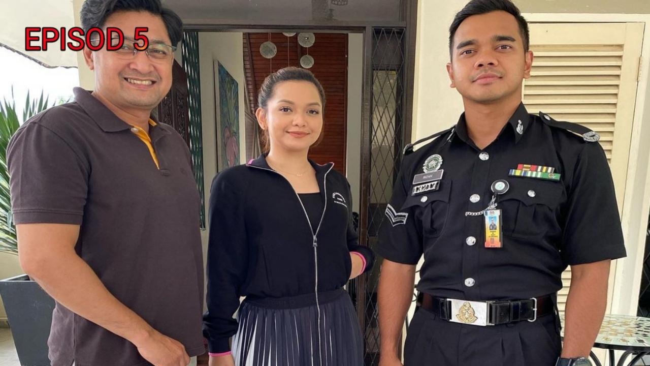 Tonton Drama Penjara Janji Episod 5 (Samarinda TV3)