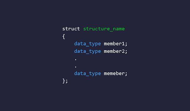 Structures in C