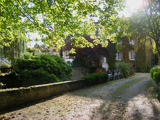 Moulin de Humeau. Indre et Loire, France. Photographed by Susan Walter. Tour the Loire Valley with a classic car and a private guide.